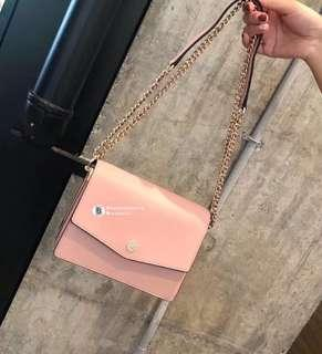 ON SALES🎉Tory Burch Robinson Convertible Shoulder Bag- pink