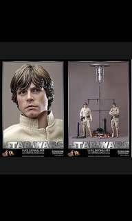 Hot Toys Luke Skywalker Bespin