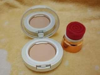 Rose Glam Moisture Cover Foundation SPF 30 PA++ (#23)