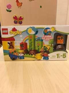 🚚 LEGO Duplo 10819 樂高我的小花園