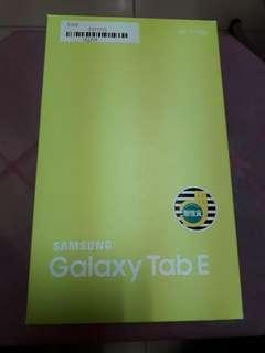 🚚 Samsung Galaxy Tab E(2018)