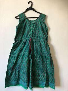 🚚 Cotton dress free size