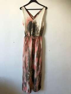 🚚 Straight fit Long dress