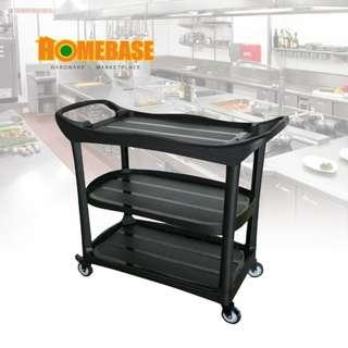 3 Tier Utility Cart / Plastic / Serving trolley / Service Cart / Ktchen