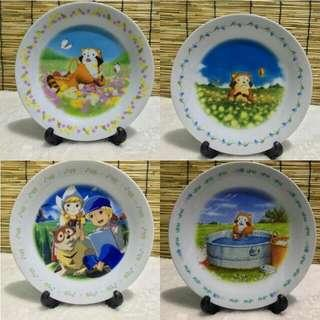 Rascal / A Dog of Flanders (decoplate - cake plate)