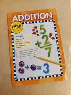 addition book
