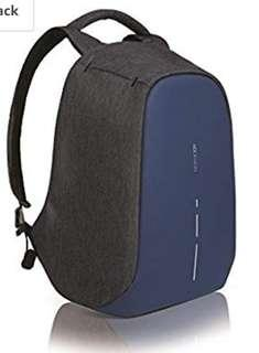XD DESIGN COMPACT BOBBY ANTI-THEFT BACKPACK, DARK BLUE