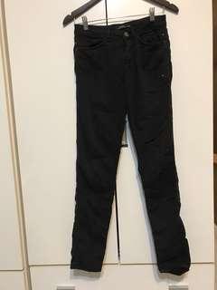 🚚 國外購入·彈性讚·黑色牛仔褲
