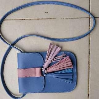 sling bag rumbai