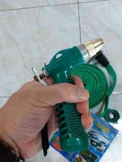 squirt wash gun洗車水喉 噴槍 十米