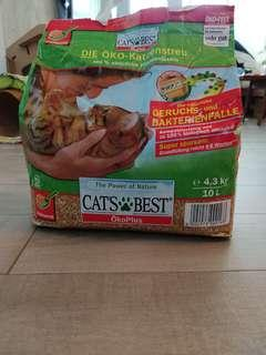 OKO Clumping Cat Litter 10L