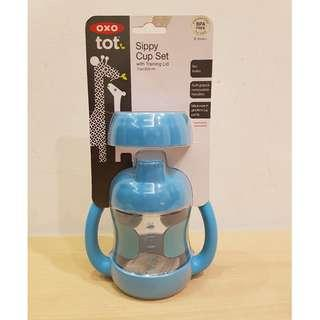BN - Sealed OXO Baby 2 Way Sippy Learning Cup