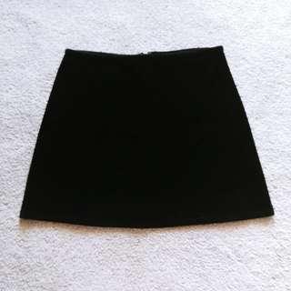 Black velvet skirt 😜 M