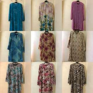 Baju Kurung Riau / Moden / Kebaya