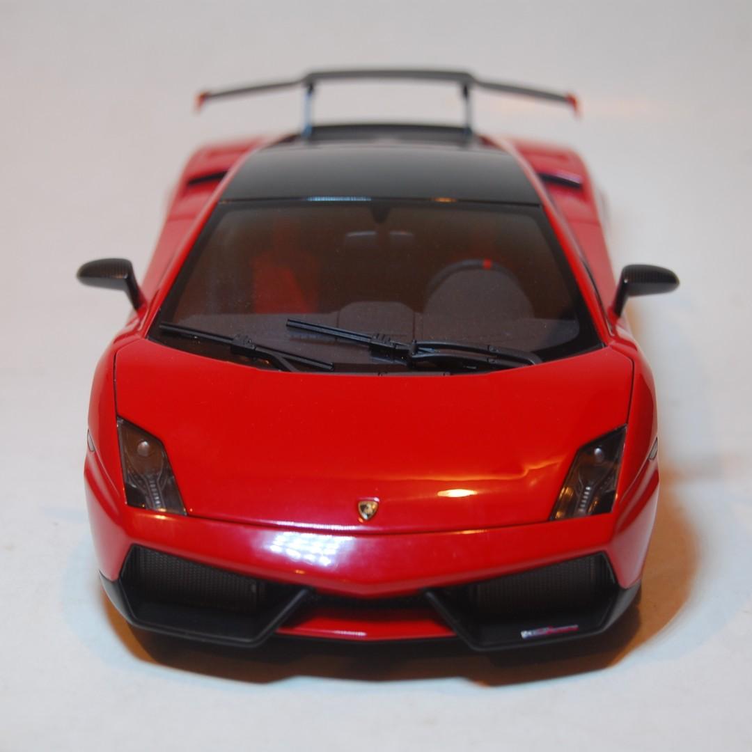 1 18 Autoart Lamborghini Gallardo Lp570 4 Supertrofeo Stradale Toys