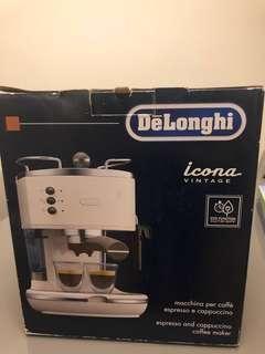 (NEW) DeLonghi 咖啡機 ECOV 311.BG