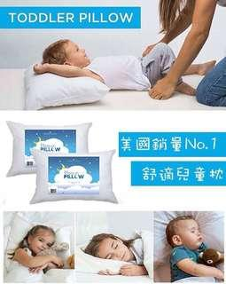 美國🇺🇸銷量No. 1 🏆 PharMeDoc - Toddler Pillow 小童防敏枕頭