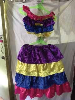 Preloved Miss Mexico Costume