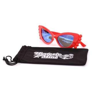 現貨🔆Hysteric mini 紅色太陽眼鏡 (size:中童至成人)