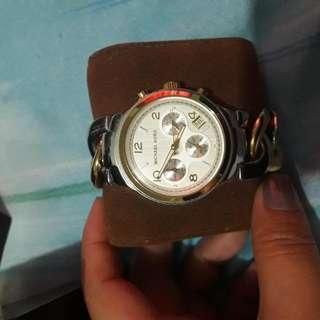 Sale!!! Mk Watch Two Tone