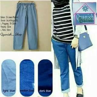 Celana Baggy Jumbo (Jeans Baggy Jumbo)