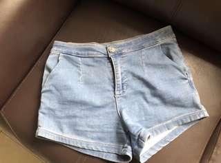 Meng De Jeans Shorts