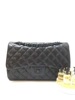 1e5a928a691e chanel so black jumbo