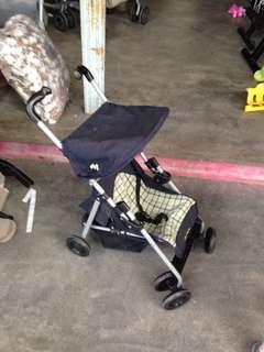 Mclaren Doll stroller