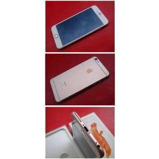 ※聯翔通訊 粉色 iPhone 6S Plus 16G 原廠過保固2016/11/13 原廠盒裝 ※換機優先