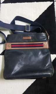 Gucci Sling bag leather