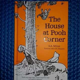 The House at The Pooh Corner (isi buku bhd indonesia- A. A. Milne)