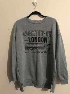 London jumper