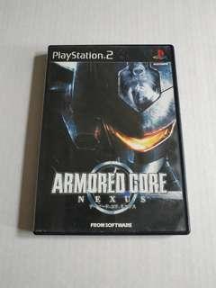 Armored Core Nexus PS2