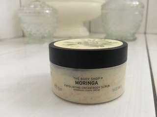 The Body Shop Cream Body Scrub