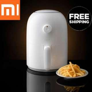 Xiaomi Onemoon Air Fryer No frying|Skim roast|Not charred Timing function Non-stick liner