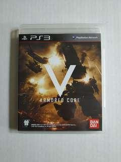 Armored Core V 5 PS3