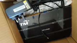 unifi tp link router