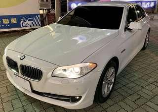 人人都要走在時尚的尖端  #2013年 #BMW #520d #F10  #總代理 #汎德
