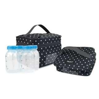 Packit Breastmilk Cooler Bag