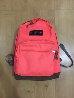 Jansport orange large ORI