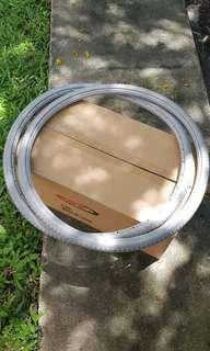 Bicycle hougang bh wheelchair tyre 24 x 1 3/8