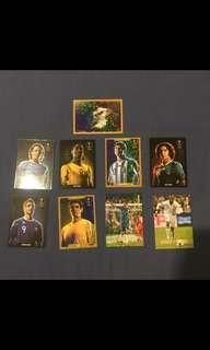 世足球員卡