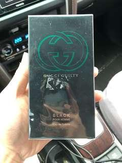 Gucci Guilty Black Perfume (Unopened)