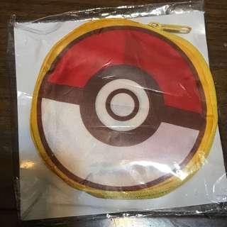 全新未開 Pokémon 精靈球造型 購物袋 環保袋 可收納