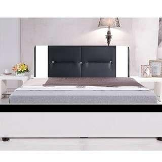 duo bed frame only now on promo sale
