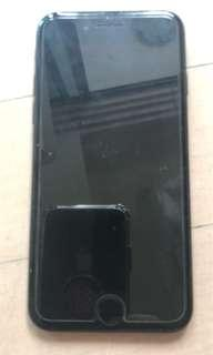 Mint condition iPhone 7 256GB black