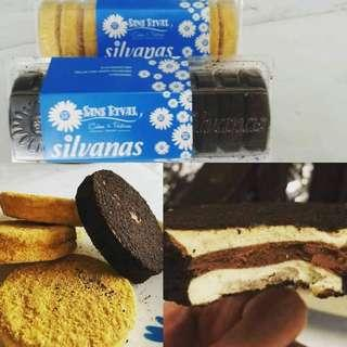 Silvanas chocolate