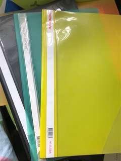 F4 Data Bank file / folder x3