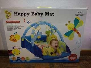 [NEW] Happy Baby Mat [Lowered Price]