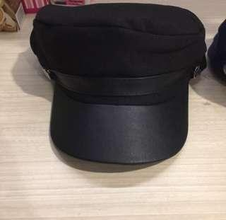 Korean Hat Black